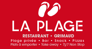 Restaurant de la Plage Port Grimaud